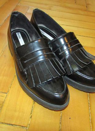 Стильные туфли bershka