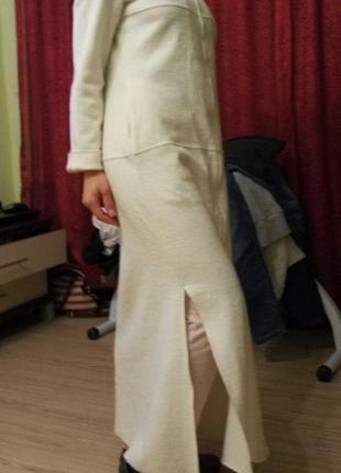 Стильное,модное пальто,кардиган с разрезами по бокам ,vero moda