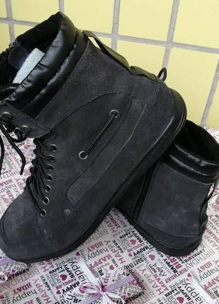 Cтильные мужские ботинки diesel industry