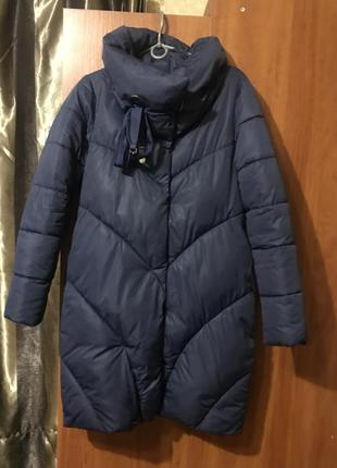 Куртка зимняя, пальто зимнее