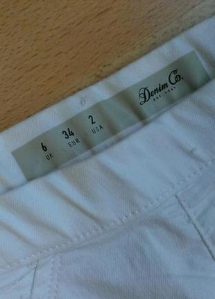 Просто шикарные белые джинсики