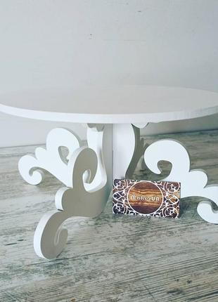 Тортівниця підставка під торт кенді тортовница подставка под кенди бар