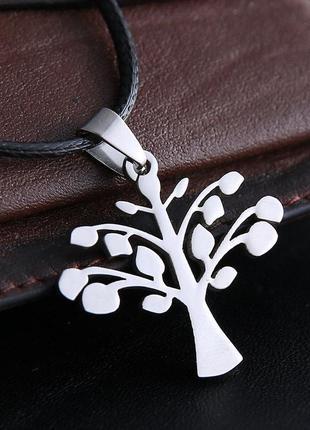 Ожерелье дерево