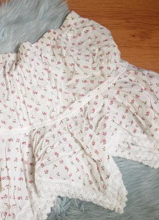 Летняя легкая юбка