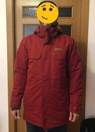 Куртка мужская columbia rugged path™ parka