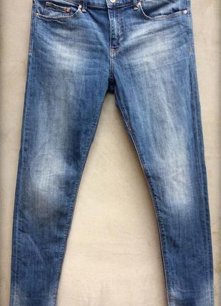 Отличные джинсы boyfriend by h&m
