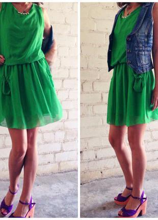 Платье летнее lamoda