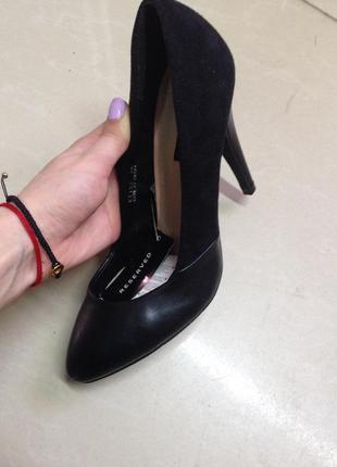Туфли лодочки