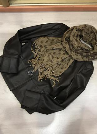 Куртка из мягчайшей натуральной кожи!
