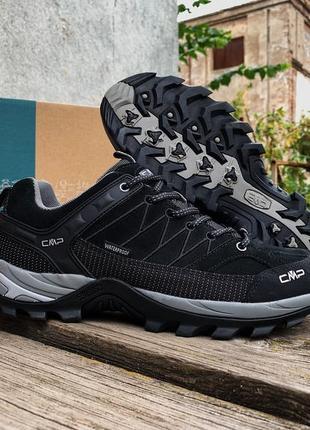 Мужские зимние термо ботинки кроссовки cmp rigel low trekking shoes оригинал