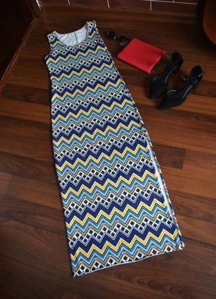 Шикарное платье сарафан, длинное платье , миди