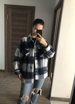 Zara новая коллекция тёплый кардиган