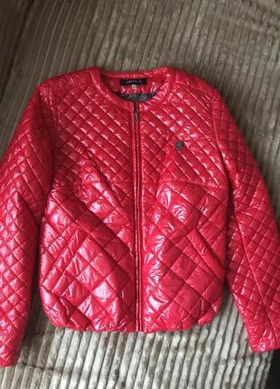 Демисезонная  курточка  tm miss.