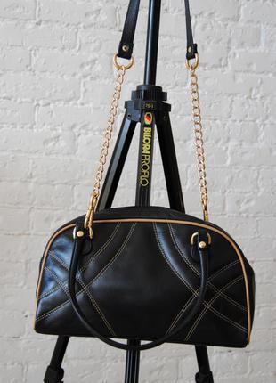 Кожаная сумка кроссбоди / шкіряна сумка кросбоді