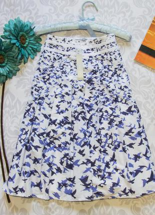 Красивая котоновая юбочка peruna m&s
