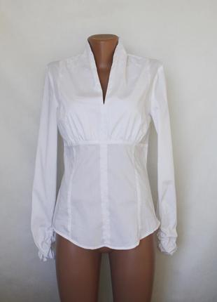 Белая блуза esprit