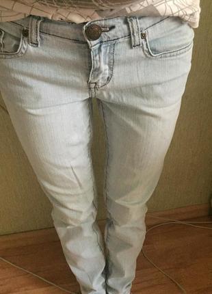 Джинси на літо xs-s gloria jeans