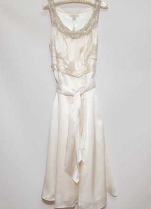 Шелковое платье в стиле мерлин монро