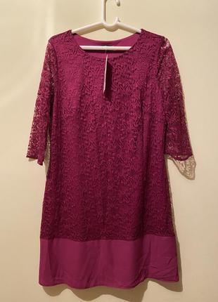 Кружевное платье,новогоднее платье