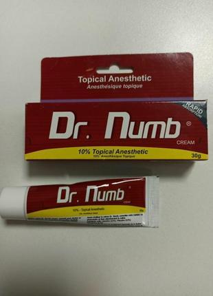 "Крем- анестетик ""dr.numb"""