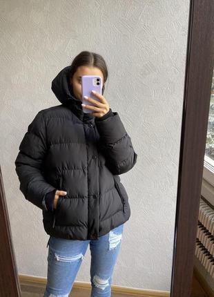 Трендова куртка дутик h&m