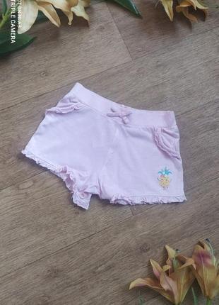 Primark шорты для девочки