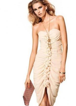 Новое платье бюстье h&m размер 8