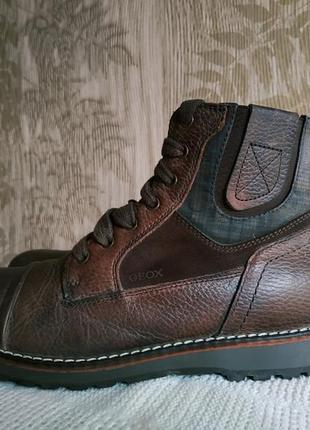 Geox respira ботинки, сапоги, оригинал, германия, как ecco, rieker, puma