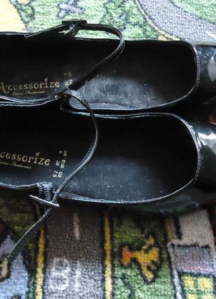 Балетки с суперактуальным носком