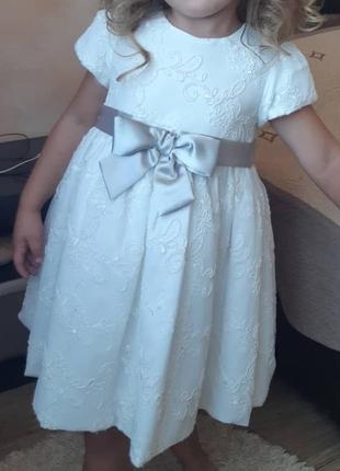 Сукня, плаття, платье wojcik ceremony  90-110, 3-4 р