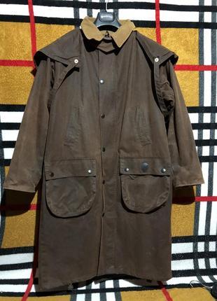 Плащ для охоты вакс pg field waxed jacket