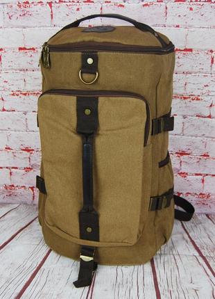 Рюкзак мужской. дорожный, вместительный рюкзак. сумка-рюкзак ксс57-1