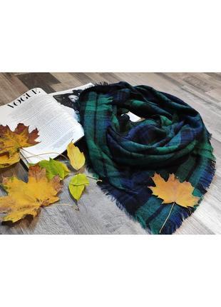 🖤 теплющий шарф
