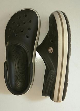 Crocs оригінал. розмір вказаний м6 w8