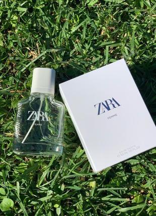 Духи zara femme/парфуми/парфюм /туалетна вода