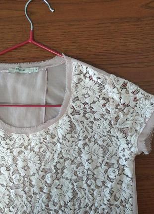 Блюзка блуза футболка