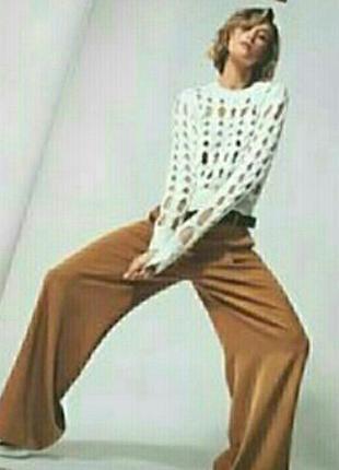 Широкие брюки штаны джинсы новые