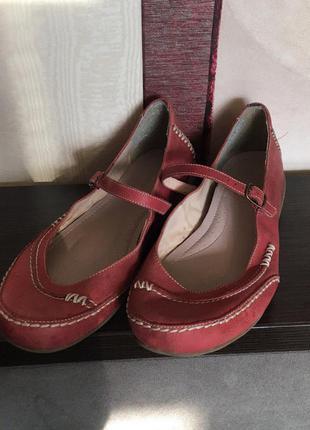 Симпатичные туфли на большой размер