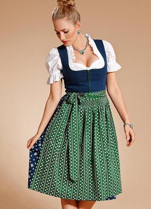 Женственное и соблазнительное платье – дирндль от tchibo, германия