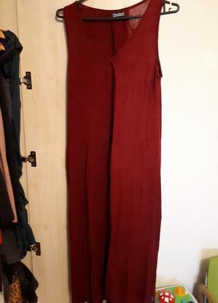 Лляне плаття