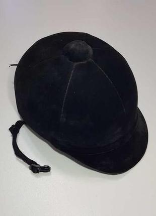 Шлем для верховой езды champion pro england, в хорошем сост.
