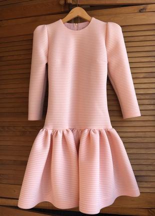 Коктейльное платье б/у