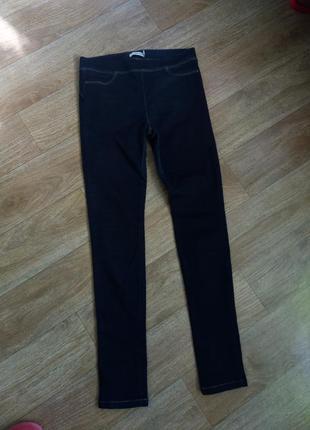 Леггинсы джинсы stradivarius не дорого!