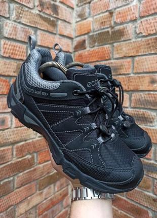 Кроссовки ecco ultra terrain gore-tex размер 38 (24,5 см)