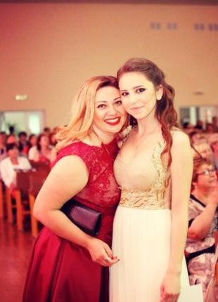 Очень красивое элегантное выпускное платье греческий стиль
