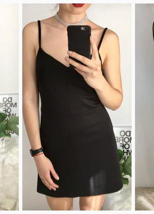 Mango стильная неопреновае платье качество люкс