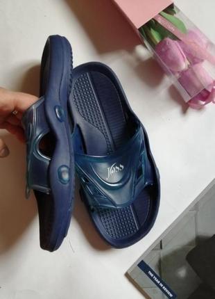 Шлёпанцы обувь для бассейна, р 39-40
