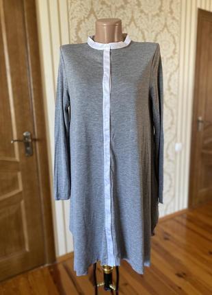 250 грн !!!!cos очень крутая туника- платье в стиле бохо 👍🤩 из натуральной ткани
