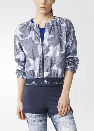 Стильна дизайнерська курточка adidas &stella mccartney