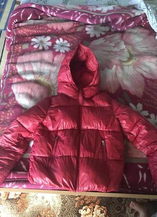Куртка пуфер бершка, puffer bershka